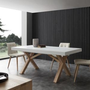 TABLE DESIGN LEONARDO SEGGIOLA